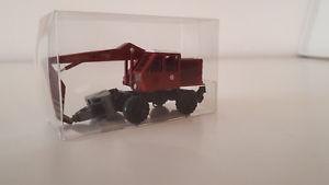 【送料無料】模型車 モデルカー スポーツカー ブッシュショベルブリックヤードbusch h0 bagger ddr ziegelei 2734