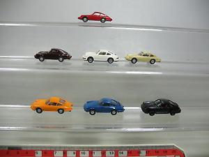 【送料無料】模型車 モデルカー スポーツカー #モデルポルシェカレラカブリオレaf1350,5 7x wiking h0 pkwmodell porsche carrera 4 cabriolet911 c etc, neuw