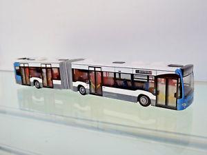 【送料無料】模型車 モデルカー スポーツカー バスシターロrietze 73620 187 bus mb citaro g ´15 swu verkehr gmbh neu