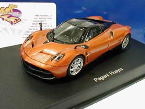 【送料無料】模型車 モデルカー スポーツカー ブロンズメタリックトップautoart 58207 pagani huayra baujahr 2011 in bronzemetallic 143 top