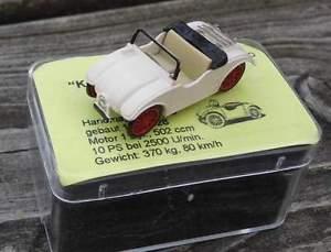 【送料無料】模型車 モデルカー スポーツカー パンスポーツhanomag kommibrot sportwagen von saller 187