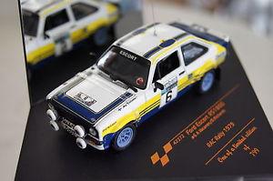 【送料無料】模型車 モデルカー スポーツカー フォードエスコートラリー#ford escort rs 1800 rac rally 1979 6 143 vitesse neu amp; ovp