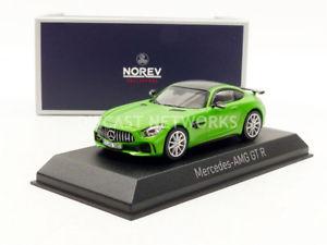 【送料無料】模型車 モデルカー スポーツカー メルセデスベンツnorev 143 mercedes benz amg gt r 2017 351349