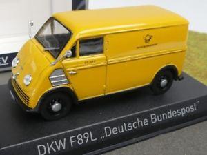 【送料無料】模型車 モデルカー スポーツカー 143 norev dkw f 89 l 1952 deutsche bundespost 820302143 norev dkw f89l 1952 deutsche bundespost 820302