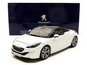 【送料無料】模型車 モデルカー スポーツカー norev 118 peugeot rcz 2013 184783