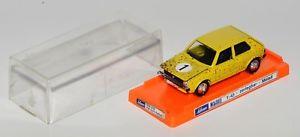 【送料無料】模型車 モデルカー スポーツカー スケールゴルフschuco nr 301624, scale 143 vw golf rallye in ovp