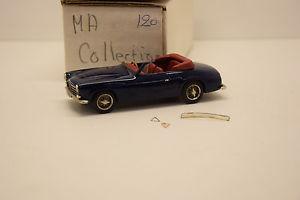 【送料無料】模型車 モデルカー スポーツカー キャブコレクションアセンブリsalmson 2300 s cab 1954 ma collection brianza 143 montage usine neuve boite
