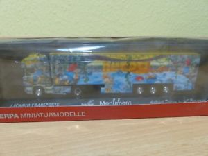 【送料無料】模型車 モデルカー スポーツカー スカニアボックスherpa 121033 scania monument ii herpa h0187 neu in ovp