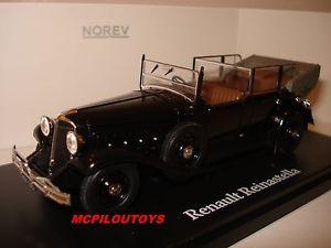 【送料無料】模型車 モデルカー スポーツカー ルノープレミシェルアルバートnorev renault reinastella presidentielle albert lebrun 1936 au 143