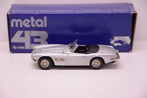 【送料無料】模型車 モデルカー スポーツカー カブリオレアセンブリbmw 507 cabriolet metal 43 143 montage usine neuve boite