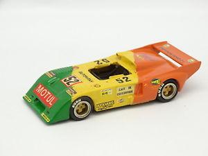 【送料無料】模型車 モデルカー スポーツカー キットカーモンシェブロンルマンautomany kit mont sb 143 chevron 21 le mans 1984