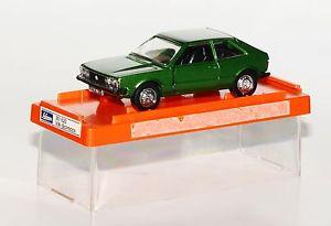 【送料無料】模型車 モデルカー スポーツカー スケール#メタリックフォルクスワーゲンシロッコschuco nr 301620, scale 143 vw scirocco in grnmetallic in ovp 1