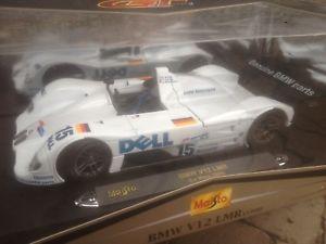 【送料無料】模型車 モデルカー スポーツカー #ルマンmaisto bmw v12 lmr 1999 38882 118 metal modelcar le mans