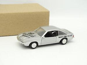 【送料無料】模型車 モデルカー スポーツカー プラリネオペルマンタシュルpralin sb 143 opel manta b grise