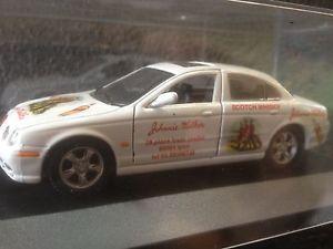 【送料無料】模型車 モデルカー スポーツカー ジャガージョニーウォーカースコッチウイスキースケールjaguar johnnie walker scotch whisky modelcar scale 143