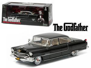 【送料無料】模型車 モデルカー スポーツカー キャデラックフリートウッドゴッドファーザーvoiture cadillac fleetwood de 1955 le parrain au 143 the godfather