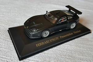 【送料無料】模型車 モデルカー スポーツカー フェラーリネットワークモデルスカラプレゼンテーションバージョン