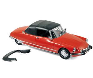 【送料無料】模型車 モデルカー スポーツカー norev citroen ds 19 cabriolet 1965