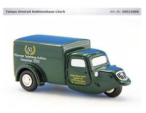【送料無料】模型車 モデルカー スポーツカー ピッコロテンポヴァンschuco piccolo tempo kastenwagen lsch age 50511000