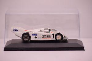 【送料無料】模型車 モデルカー スポーツカー キットポルシェゾルダー#ミニレーシングアセンブリkit porsche 956 k zolder 1983 1 mini racing 143 montage pro