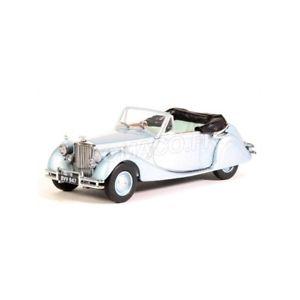 【送料無料】模型車 モデルカー スポーツカー オックスフォードジャガーoxford jag5001 jaguar mkv dhc cabrilolet 143