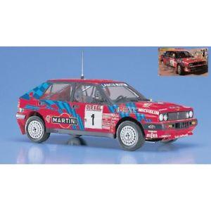 【送料無料】模型車 モデルカー スポーツカー ランチアデルタサンレモシヴィエロキットオートlancia delta hf n1 winner sanremo 1989 mbiasiontsiviero kit 124 automodelli
