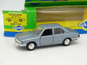 【送料無料】模型車 モデルカー スポーツカー ガマgama 143  bmw 520 i e12 bleue