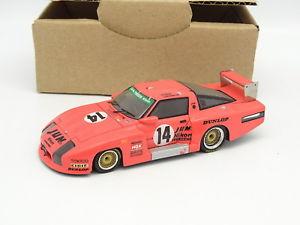 【送料無料】模型車 モデルカー スポーツカー キットモンマツダ#bizarre kit mont sb 143 mazda rx7 254 14 fuji 1982