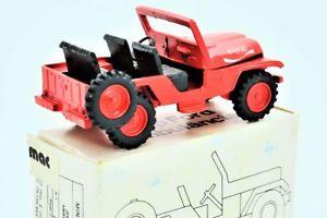 【送料無料】模型車 モデルカー スポーツカー ミニバインダーフォードジープバジルarpra minibinders minimac a1 ford jeep 143 made in bazil mib ovp