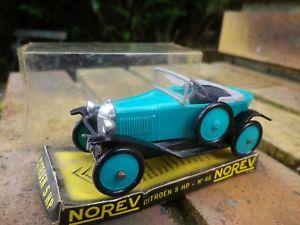 【送料無料】模型車 モデルカー スポーツカー ヌフ'ボンneues angebotnorev plastique n 46 citron 5 hp comme neuf en boite dorigine trs bon tat
