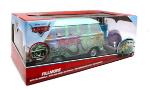 【送料無料】模型車 モデルカー スポーツカー ピクサーアニメーションスタジィルモアオイルバレルモデルcars dinsey pixar fillmore w oil barrels 124 model jada toys