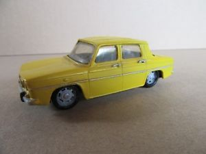 【送料無料】模型車 モデルカー スポーツカー ルノーキット351 i dm modeles kit rsine renault 8 gordini jaune 143