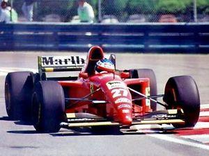 【送料無料】模型車 モデルカー スポーツカー フェラーリメタルキットbbr ferrari 412 t1 f1 gpbrasile 1994 143 metal kit n amr mr bosica