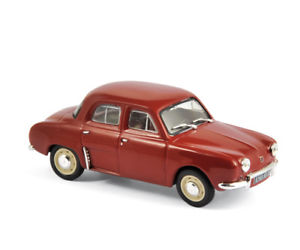 【送料無料】模型車 モデルカー スポーツカー ルノー513077 renault dauphine 1963 montijo red norev 143