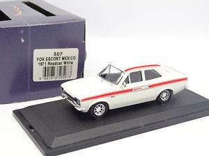 【送料無料】模型車 モデルカー スポーツカー フォードエスコートメキシコtrofeu 143 ford escort mexico 1971