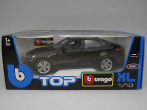 【送料無料】模型車 モデルカー スポーツカー bmw x6 m burago 118
