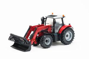【送料無料】模型車 モデルカー スポーツカー マッシーファーガソントターファームスケール43082a1 britains massey ferguson 6616 tractor farm vehicle 132 scale boys age 3