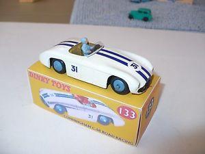 【送料無料】模型車 モデルカー スポーツカー リストアdinky toys 133 cunningham   resrauree restored