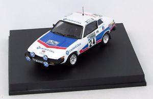 【送料無料】模型車 モデルカー スポーツカー ラリーtriumph tr7 2002 bculchethjsyer rac rally 1976 143 trofeu
