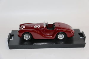【送料無料】模型車 モデルカー スポーツカー ミッレミリアbrumm 143 auto avio costruzioni 815, mille miglia 1940