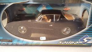 【送料無料】模型車 モデルカー スポーツカー solido 421183270 studebaker avanti noire 118