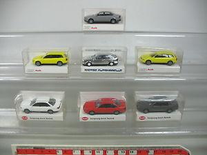 【送料無料】模型車 モデルカー スポーツカー #アウディクワトロap3720,5 7x rietze h0 pkw audi a6 28 quattroa4 avant 19 tdi etc, neuwovp