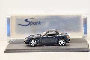 【送料無料】模型車 モデルカー スポーツカー スズキカプチーノダークグリーンスパークヌフsuzuki cappuccino 1992 dark green spark 143 neuf en boite