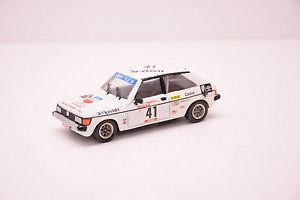 【送料無料】模型車 モデルカー スポーツカー サンビームコルシカミニレーシングアセンブリsimca sunbeam ti corse 1978 mini racing 143 neuve en boite montage pro