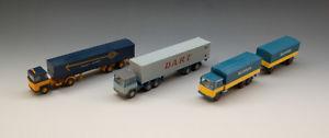 【送料無料】模型車 モデルカー スポーツカー ヴァイキングトラックwiking 3 x scania lkw wohl um 1980