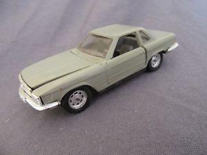 【送料無料】模型車 モデルカー スポーツカー メルセデスオリーブ845f vintage norev 175 mercedes 350 olive 143