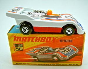 【送料無料】模型車 モデルカー スポーツカー マッチトップボックスオレンジドライバmatchbox sf nr56b hitailer rote bodenpl oranger fahrer top in box