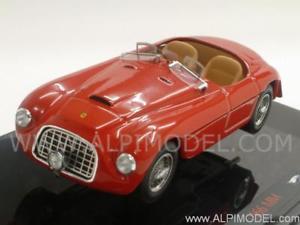 【送料無料】模型車 モデルカー スポーツカー フェラーリホットホイールferrari 166 mm 1948 143 hot wheels p9938