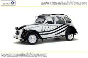 【送料無料】模型車 モデルカー スポーツカー エシェルcitron 2 cv v6 bzh bretagne de 1978 solido so 1850018 echelle 118