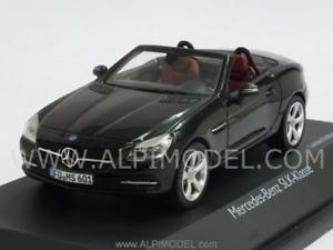 【送料無料】模型車 モデルカー スポーツカー メルセデスmercedes slk 2013 143 schuco 450745100